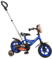 10 Zoll Kinderfahrrad Volare Yipeeh Power S Volare blau