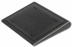 Targus AWE55GL notebook cooling pad 43,2 cm (17 ) 1900 RPM Zwart, Grijs