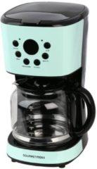 GOURMETmaxx Kaffeemaschine Retro Style