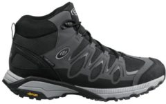 Brütting Outdoorstiefel »Expedition Mid«, schwarz/grau