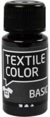 Creativ company Creotime Textielverf Basic 50 Ml Rood-paars