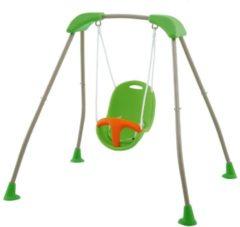Groene TRIGANO Funny babyschommel inklapbaar Tatou 118x142x124 cm J-10180P8