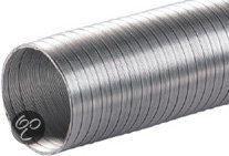 Plieger aluminium luchtslang ø 150mm 15 meter aluminium 4414416