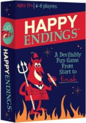 VR Distribution Happy Endings
