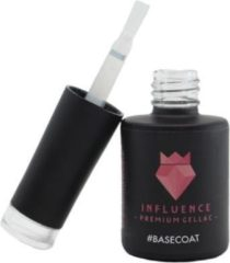 Influence - Premium Gellac Influence Gellac #BASECOAT - UV / LED Gellak - Gel nagellak - Gel lak - Basis - Transparant- Startersset gellak - 10 ml