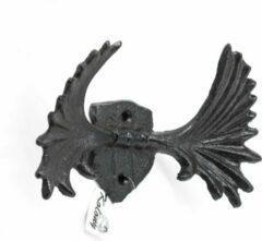 Zwarte Kolony Kapstokhaak gewei