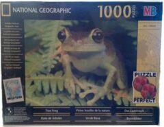National Geographic puzzel Boomkikker 1000 stukjes