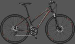 28 Zoll Damen Mountainbike 27 Gang Sprint Sintero... schwarz, 43cm