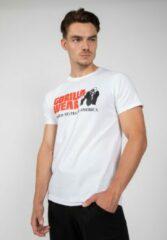 Gorilla Wear Classic T-shirt - Wit - 4XL
