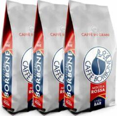 Caffe Borbone Gran Bar Borbone Rood bonen (3Kg)