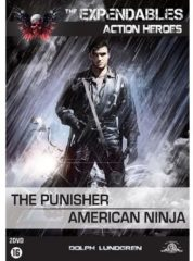 Source 1 Media Duopack The Expendables - The Punisher/American Ninja