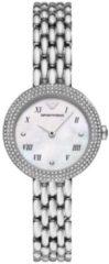 Zilveren Emporio Armani Horloge AR11354