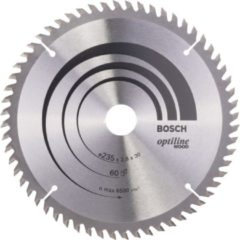 Bosch Kreissägeblatt Optiline Wood 235x30/25x2,8mm Z60WZ 2 608 641 192 2608641192