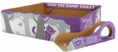 Wooper Easy Cat Wegwerp Onderbak - 4 stuks