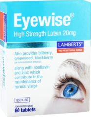 Lamberts Eyewise NF 60 Tabletten
