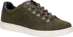 Bjorn Borg Heren Sneakers T306 Low Dr Sue M - Groen - Maat 42