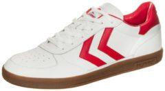 Victory Leather Sneaker Herren Hummel white