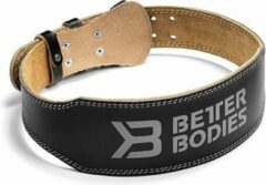 Zwarte Better Bodies - Weight Lifting Belt (Black) XL