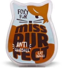 Miss Purfect Foxy Fur - Kattensnack - 75 g