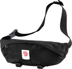 Zwarte Fjällräven Fjallraven Ulv? Hip Pack Large Backpack / sportieve rugzak Unisex - Black