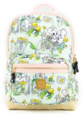 Pick & Pack Schooltas Mice Backpack M Blauw
