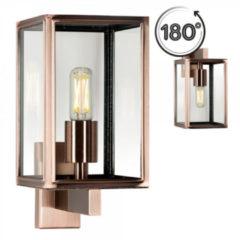 KS Verlichting koperen buitenlamp Soho KS 7530