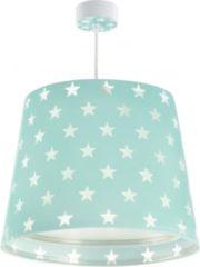 Grijze Dalber Hanglamp Stars Glow In The Dark 33 Cm Turquoise