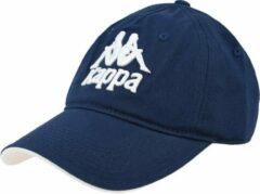 Kappa Vendo Cap 707391-19-4024, Mannen, Marineblauw, Snapback maat: One size