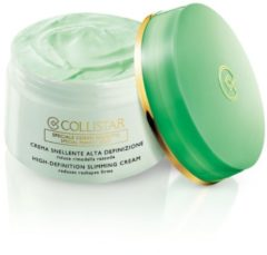 Collistar High-Definition Slimming Cream Afslankcrème - 400 ml