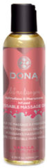 Dona Kissable Massage Olie Vanille Botercreme 12 - Massageolie