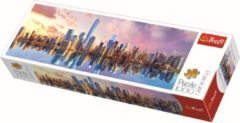 Rode 999 Games Panorama - Manhattan, 1000 stukjes Puzzel