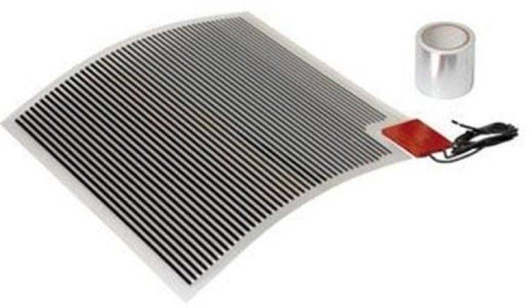 Afbeelding van Plieger Heat Anti-condens Spiegelverwarming - 41 x 58 cm 65W