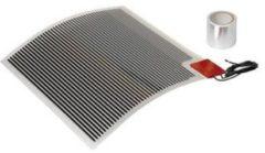 Plieger Heat Anti-condens Spiegelverwarming - 41 x 58 cm 65W