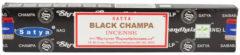 Nag Champa Wierook satya black champa 15 Gram