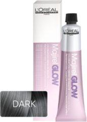 L'Oréal Paris L\'oreal Professionnel Majirel Glow Haarverf .22 Dark 50ml