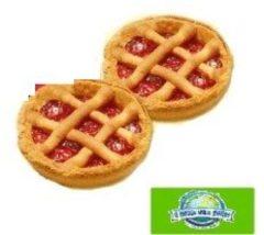 IL MONDO SENZA GLUTINE Snc Il Mondo Senza Glutine Crostatina Ai Frutti Bosco Merendina Senza Glutine 80g