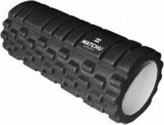 Matchu Sports Foam roller - zwart