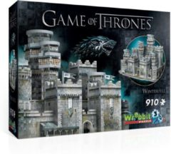 Wrebbit 3D Puzzle - Game of Thrones Winterfell (910)