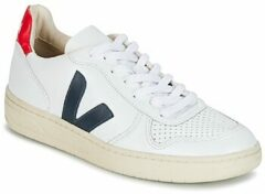 Witte Lage Sneakers Veja V-10