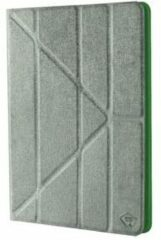 """Transparante Mosaic Theory Universele tablet hoes 9-10"""" grijs / groen"""