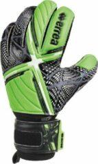 Errea Keepershandschoen X Fly- Zwart/Groen- Maat 8