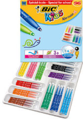 Bic Kids viltstift Kid Couleur XL 96 stiften (classpack)