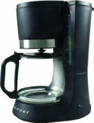 Zwarte Filter Koffiezet 1.2l - Beper BC.050
