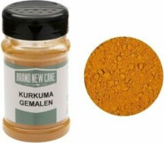 BrandNewCake Kurkuma / Curcuma poeder Gemalen (Natuurlijke Kleurpoeder) 150g