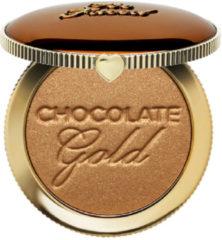 Too Faced Cosmetics Too Faced - Bräunungspuder in Schokoladenbraun und Gold - Gold