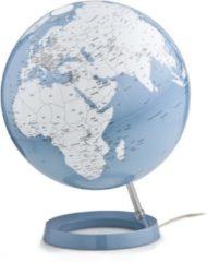 Atmosphere NR-0331F7NA-GB Globe Bright Azure 30cm Diameter Kunststof Voet Met Verlichting