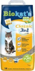 Biokat's Classic 3 In 1 - Kattenbakvulling - 18 l