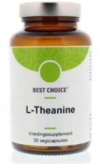 Best Choice L Theanine 200 Mg (30ca)