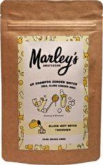 Duurzame DIY shampoo vlokken – Honing & Wierook – Voor droog haar   450ml   100% natuurlijke shampoo   Marley's Amsterdam