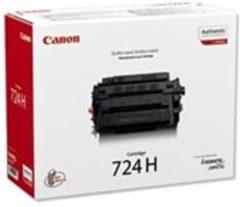 Zwarte Toner Canon 724H black 3482B002